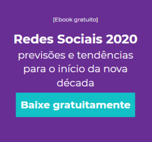 Tendencias para as redes sociais 2020